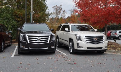 2015 Cadillac Escalade Luxury AWD 3