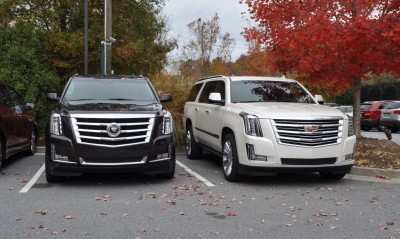 2015 Cadillac Escalade Luxury AWD 4