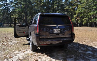 2015 Cadillac Escalade Luxury AWD 42