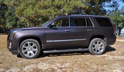 2015 Cadillac Escalade Luxury AWD 43