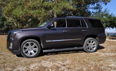 2015 Cadillac Escalade Luxury AWD 44