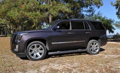 2015 Cadillac Escalade Luxury AWD 45