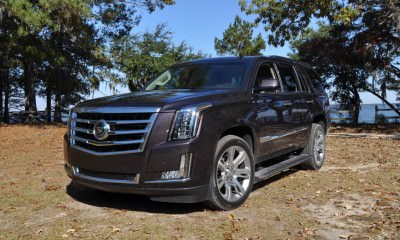 2015 Cadillac Escalade Luxury AWD 48