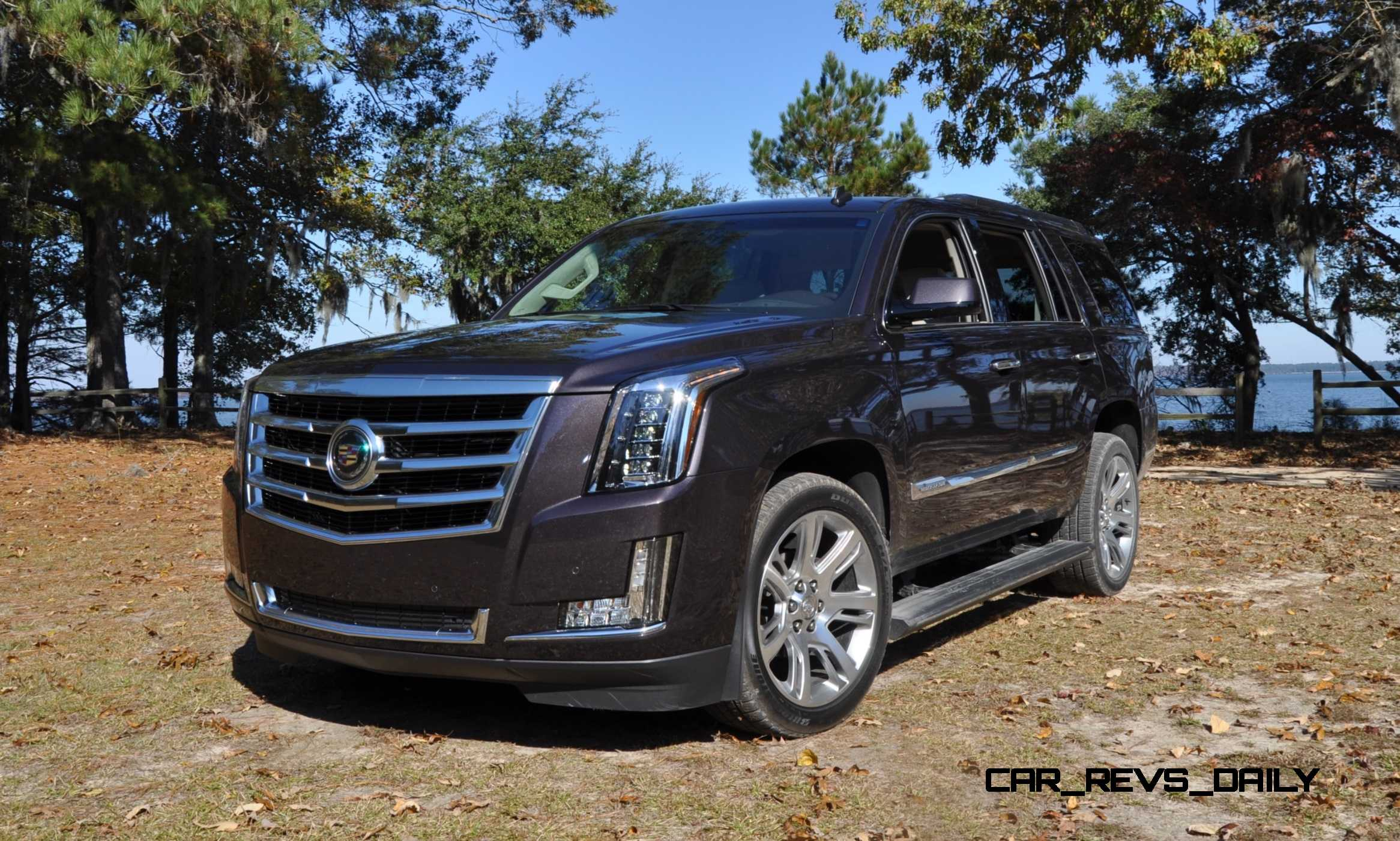 depth cadillac start review watch esv test road in up and escalade luxury youtube