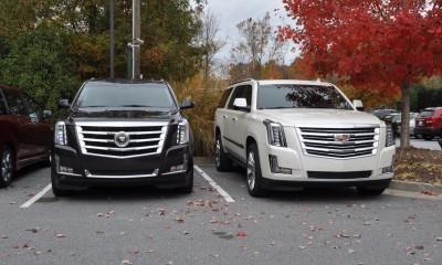 2015 Cadillac Escalade Luxury AWD 5