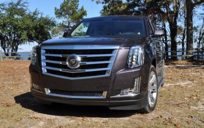 2015 Cadillac Escalade Luxury AWD 50