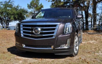 2015 Cadillac Escalade Luxury AWD 50