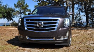 2015 Cadillac Escalade Luxury AWD 51