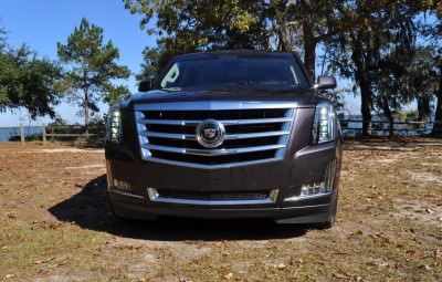 2015 Cadillac Escalade Luxury AWD 52