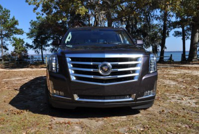 2015 Cadillac Escalade Luxury AWD 53