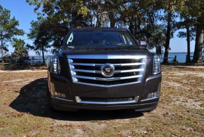 2015 Cadillac Escalade Luxury AWD 53