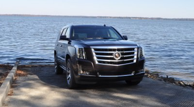 2015 Cadillac Escalade Luxury AWD 54