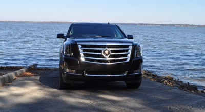 2015 Cadillac Escalade Luxury AWD 55