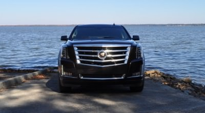 2015 Cadillac Escalade Luxury AWD 56