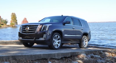 2015 Cadillac Escalade Luxury AWD 57