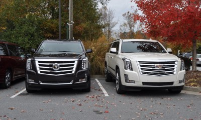 2015 Cadillac Escalade Luxury AWD 6