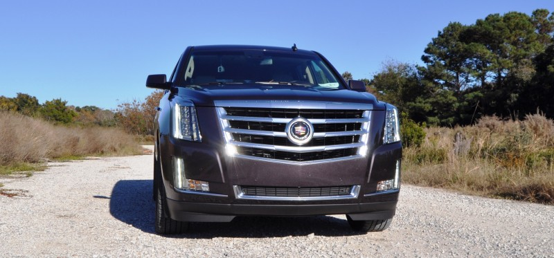 2015 Cadillac Escalade Luxury AWD 62