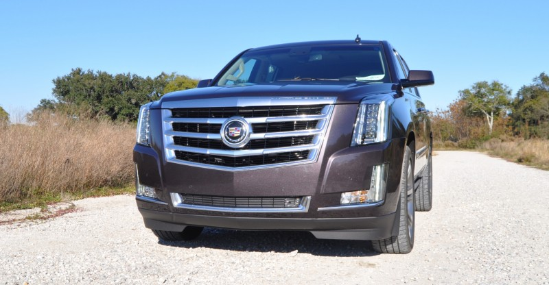 2015 Cadillac Escalade Luxury AWD 63