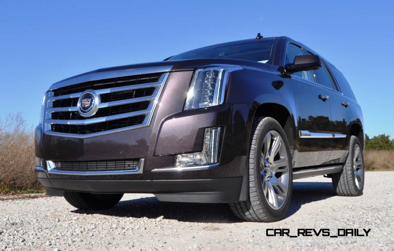 2015 Cadillac Escalade Luxury AWD 64
