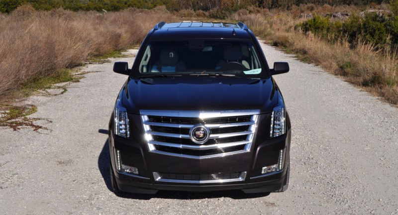 2015 Cadillac Escalade Luxury AWD 67