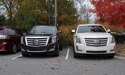 2015 Cadillac Escalade Luxury AWD 7