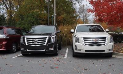 2015 Cadillac Escalade Luxury AWD 7