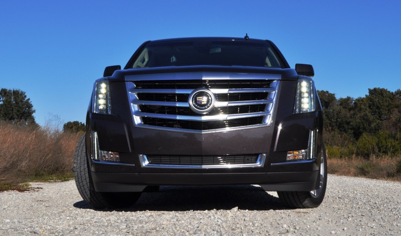 2015 Cadillac Escalade Luxury AWD 73