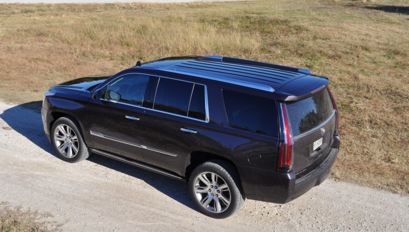 2015 Cadillac Escalade Luxury AWD 76