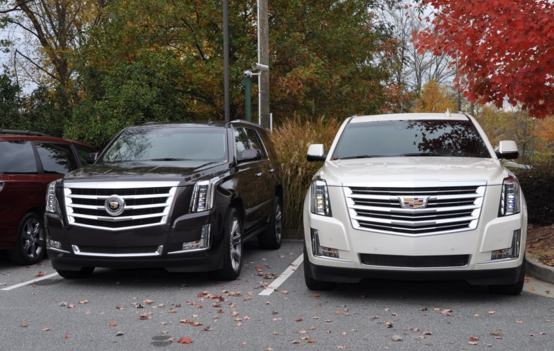 2015 Cadillac Escalade Luxury AWD 8