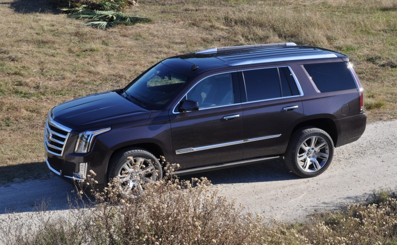 2015 Cadillac Escalade Luxury AWD 80