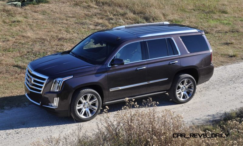 2015 Cadillac Escalade Luxury AWD 81