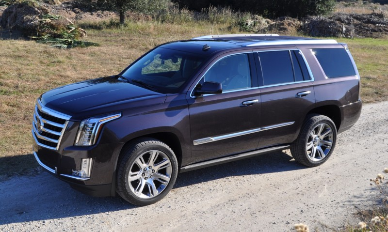 2015 Cadillac Escalade Luxury AWD 82