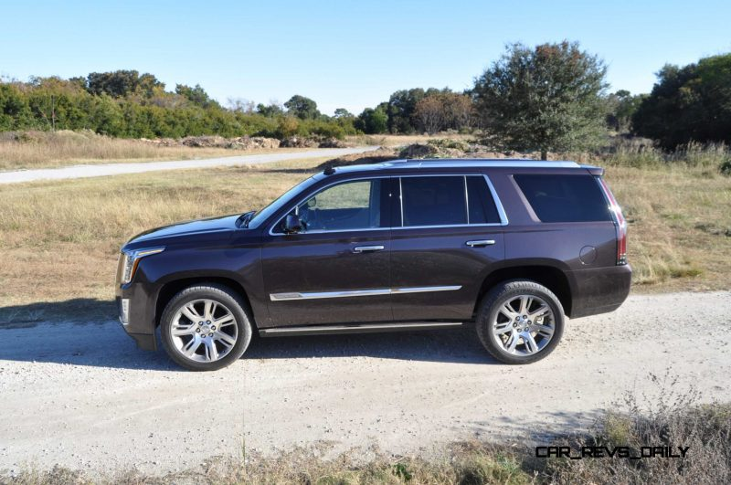 2015 Cadillac Escalade Luxury AWD 83