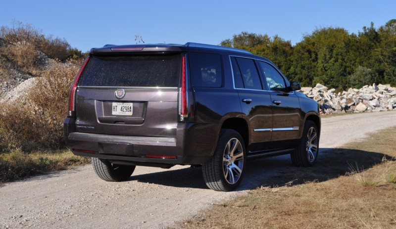 2015 Cadillac Escalade Luxury AWD 84