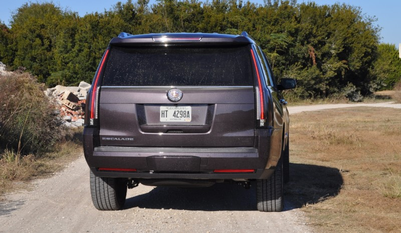 2015 Cadillac Escalade Luxury AWD 85