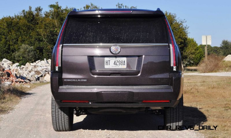 2015 Cadillac Escalade Luxury AWD 86