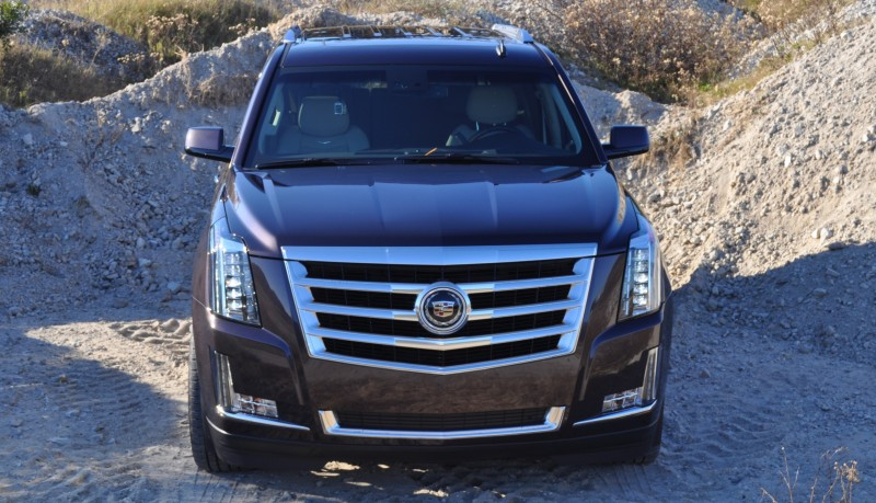 2015 Cadillac Escalade Luxury AWD 88