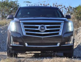 HD Road Test Review – 2015 Cadillac Escalade Luxury AWD – Long Live The King