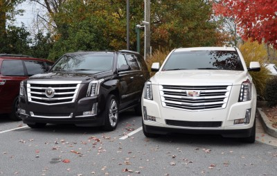 2015 Cadillac Escalade Luxury AWD 9