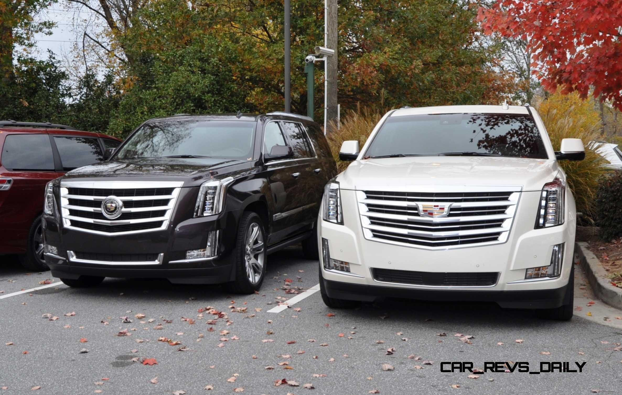cadillac escalade 2015 white. mega review of 2015 escalade luxury 4wd 100 photos and 3 videos archive cadillac forums owners forum white