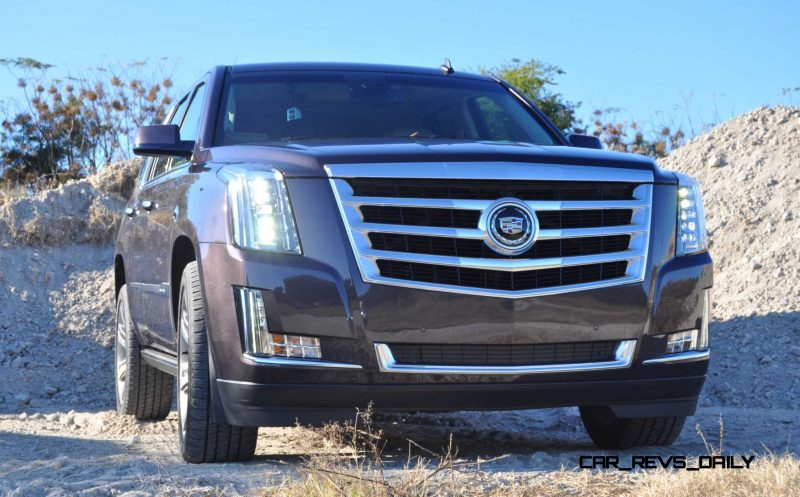 2015 Cadillac Escalade Luxury AWD 90