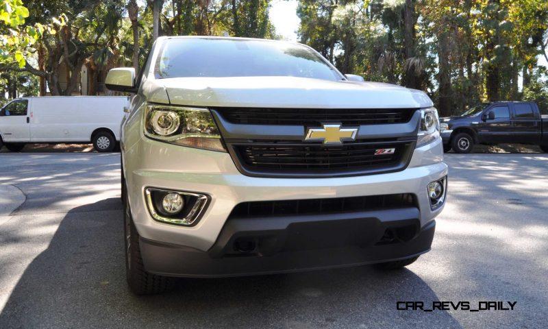 2015 Chevrolet Colorado Z71 5