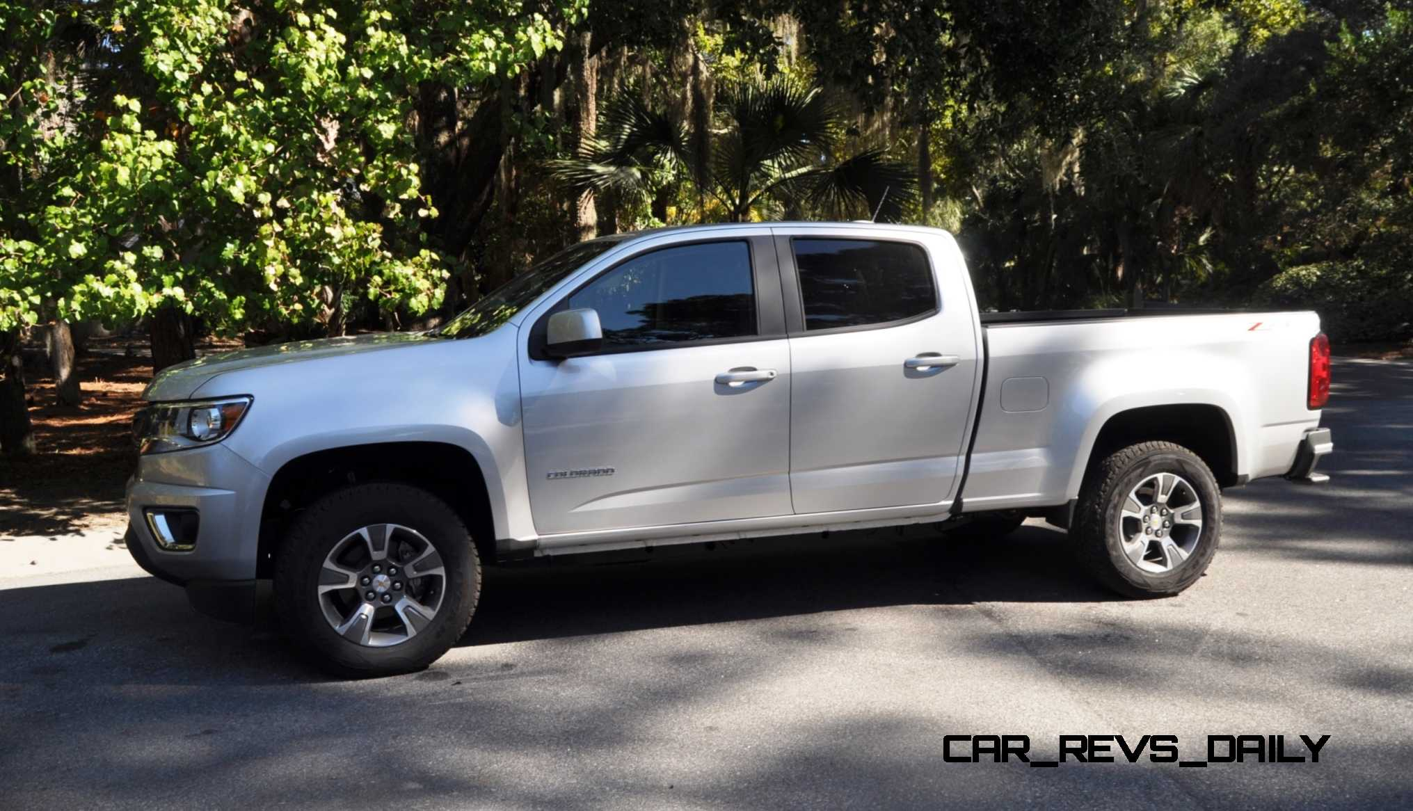 update1 2015 chevrolet colorado z71 first drive. Black Bedroom Furniture Sets. Home Design Ideas