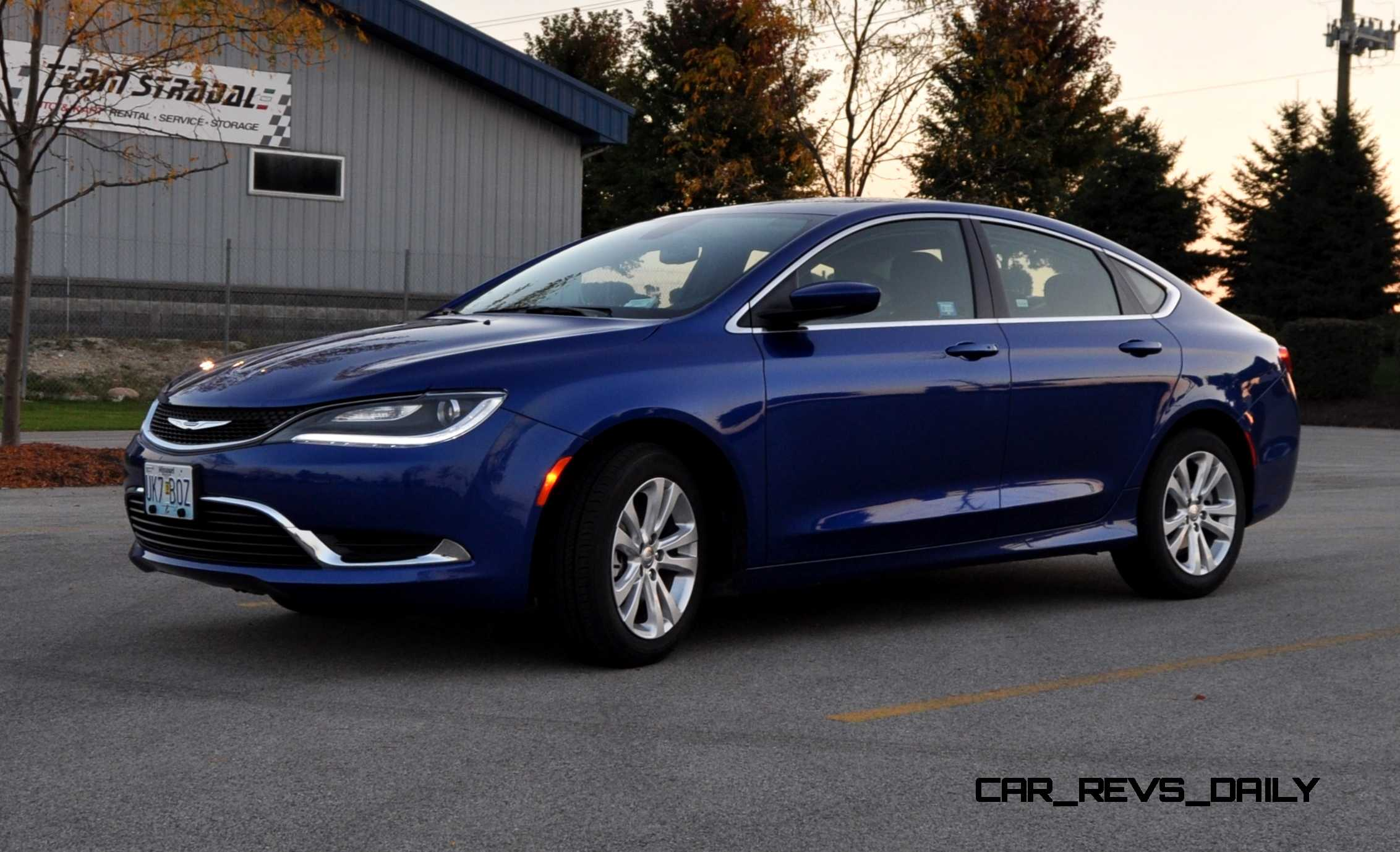 Road Test Review 2015 Chrysler 200 Limited Is Thisclose