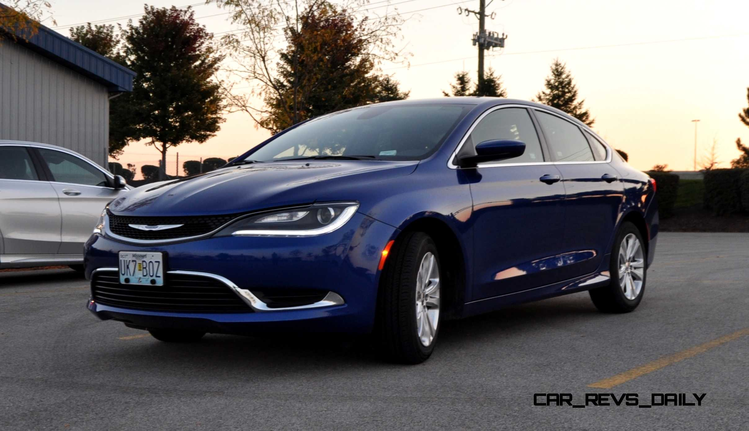 road test review 2015 chrysler 200 limited is thisclose to being. Black Bedroom Furniture Sets. Home Design Ideas