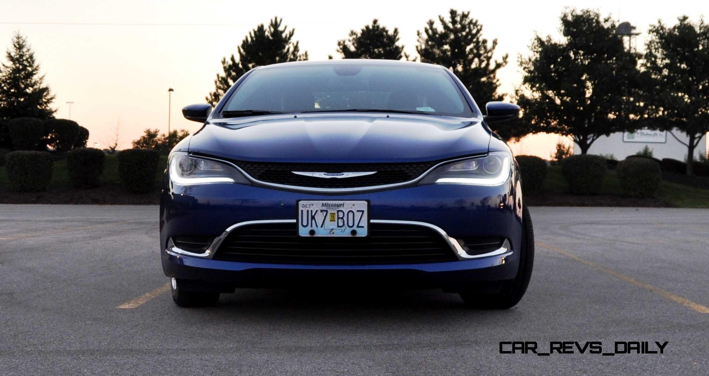 Chrysler 200 Limited >> 2015 Chrysler 200 Limited 2