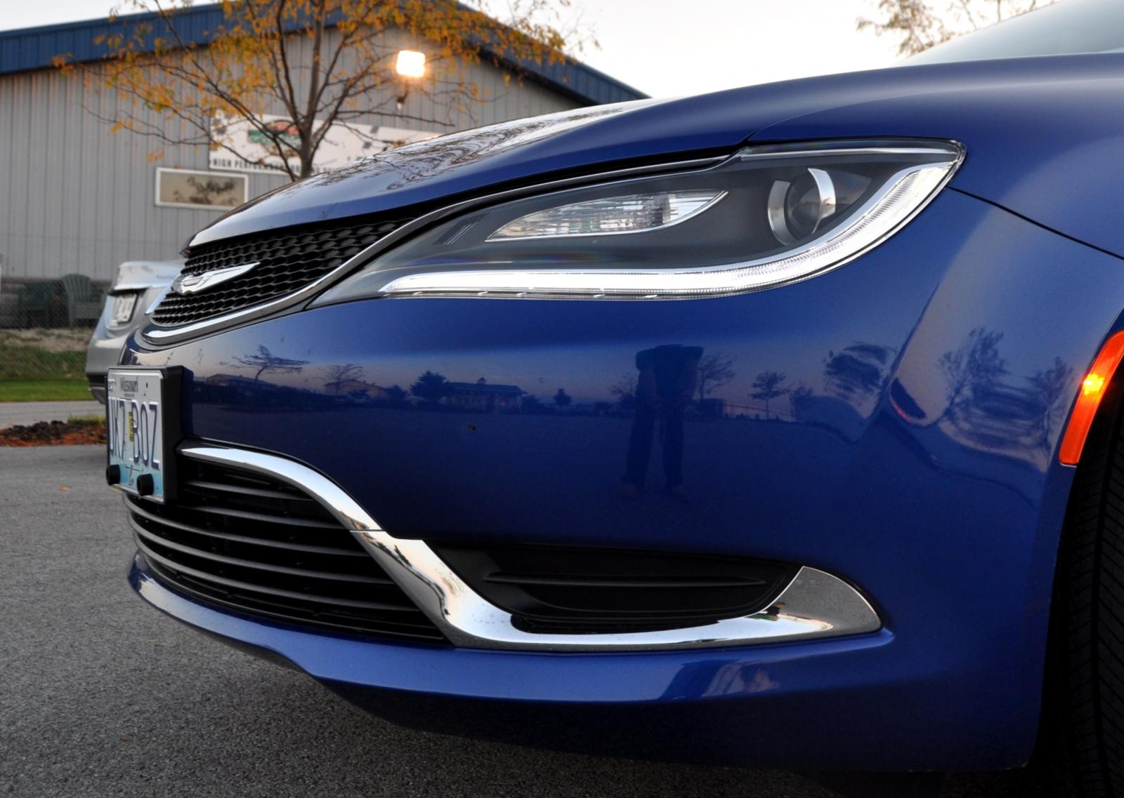 2015 chrysler 200 review at road and autos post. Black Bedroom Furniture Sets. Home Design Ideas