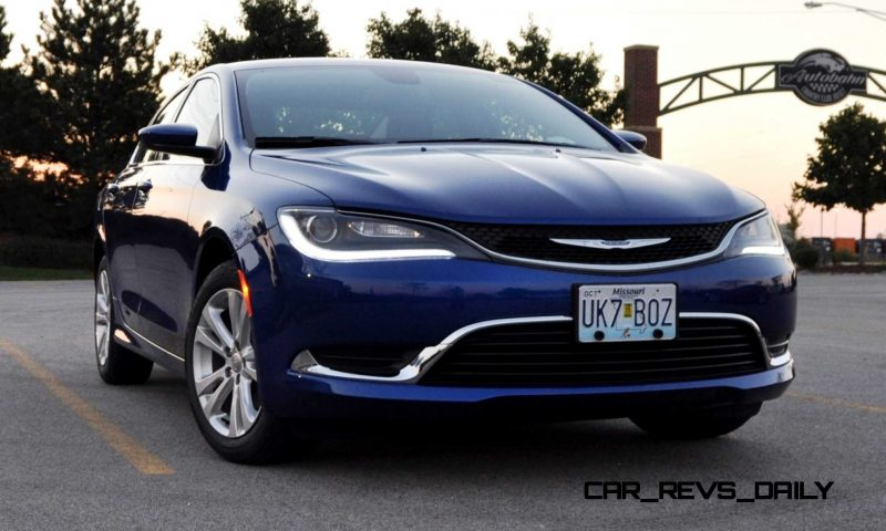 2015 Chrysler 200 Limited 4