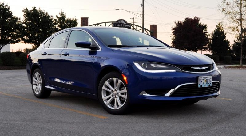 2015 Chrysler 200 Limited 5
