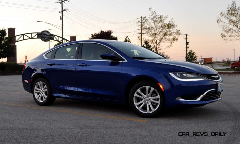 2015 Chrysler 200 Limited 6